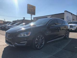 Used 2015 Volvo V60 T5 Premier Plus SPECIAL PACKAGES, AWD, T5 for sale in Etobicoke, ON