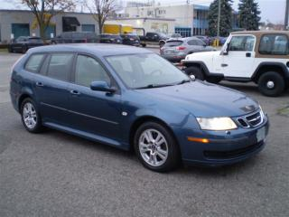 Used 2006 Saab 9-3 2.0T SPORT WAGON! NO ACCIDENTS! for sale in Etobicoke, ON