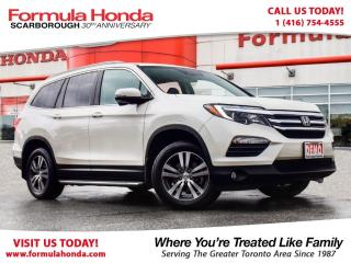 Used 2017 Honda Pilot EX-L | NAVIGATION | NEAR BRAND NEW DEMO!! for sale in Scarborough, ON
