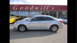 Used 2012 Chrysler 200 TOURING! HEATED SEATS! POWER DRIVERS SEAT! for sale in Aylmer, ON