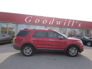 Used 2012 Ford Explorer XLT! HEATED LEATHER! NAVI! for sale in Aylmer, ON