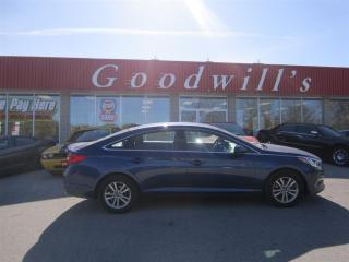 Used 2016 Hyundai Sonata GL! PREVIOUS DAILY RENTAL! for sale in Aylmer, ON