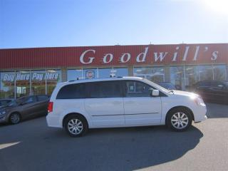 Used 2012 Dodge Grand Caravan CREW! REAR HEAT AND AIR! for sale in Aylmer, ON