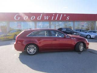 Used 2011 Cadillac CTS CTS 4! PREMIUM COLLECTIONS EDITION! for sale in Aylmer, ON