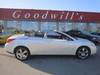 Used 2008 Pontiac G6 GT! HEATED LEATHER SEATS! for sale in Aylmer, ON
