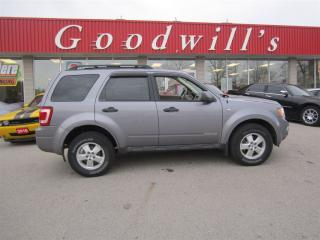 Used 2008 Ford Escape XLT! ROOF RACK! for sale in Aylmer, ON