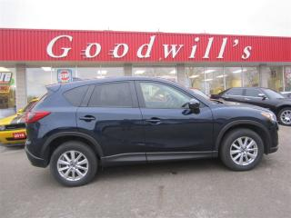 Used 2016 Mazda CX-5 GS! HEATED CLOTH! SUNROOF! for sale in Aylmer, ON
