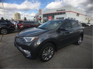 Used 2017 Toyota RAV4 - for sale in Etobicoke, ON