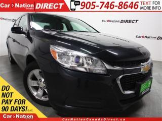 Used 2015 Chevrolet Malibu LT 1LT| TOUCH SCREEN| OPEN SUNDAYS| for sale in Burlington, ON
