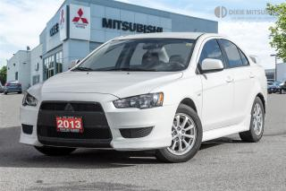 Used 2013 Mitsubishi Lancer CLICK -> READ -> SAVE for sale in Mississauga, ON