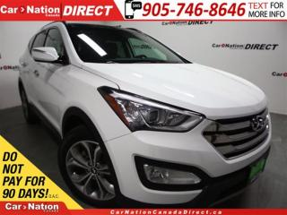 Used 2016 Hyundai Santa Fe Sport 2.0T Limited|ADVENTURE EDITION | NAVI| PANO ROOF| for sale in Burlington, ON