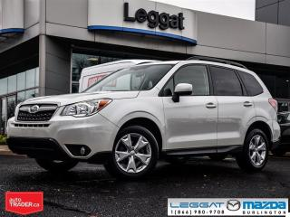 Used 2015 Subaru Forester i Convenience for sale in Burlington, ON