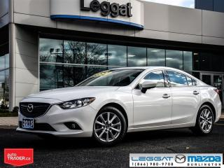 Used 2015 Mazda MAZDA6 GS  AUTO LUXURY PACKAGE for sale in Burlington, ON