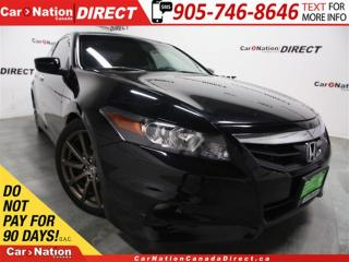 Used 2011 Honda Accord EX-L| RARE HPP| SUNROOF| NAVI| for sale in Burlington, ON