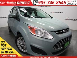 Used 2013 Ford C-MAX SE| NAVI| BACK UP SENSORS| TOUCH SCREEN| for sale in Burlington, ON