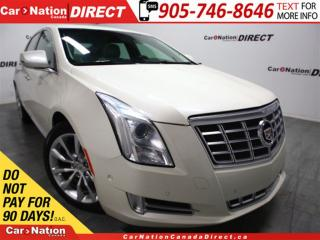 Used 2015 Cadillac XTS Luxury| PANO ROOF| NAVI| LEATHER| for sale in Burlington, ON