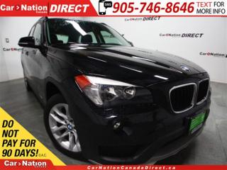 Used 2015 BMW X1 xDrive28i| AWD| PANO ROOF| LEATHER| for sale in Burlington, ON