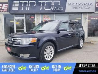 Used 2010 Ford Flex SEL ** Heated Seats, Bluetooth, 7 Passenger ** for sale in Bowmanville, ON