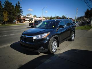 Used 2015 Toyota Highlander Hybrid Limited for sale in Scarborough, ON