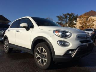 Used 2016 Fiat 500X Trekking**AWD**REM START**ROOF**BACK-UP CAM** for sale in Mississauga, ON