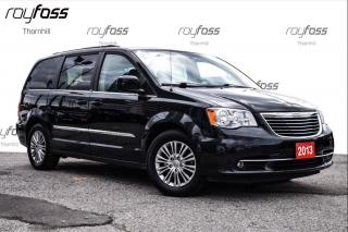 Used 2013 Chrysler Town & Country TOURING for sale in Thornhill, ON