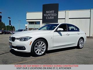 Used 2016 BMW 328i xDrive   NAVIGATION   XENON   NO ACCIDENTS for sale in Kitchener, ON