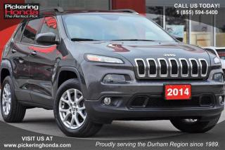 Used 2014 Jeep Cherokee 4x4 North for sale in Pickering, ON