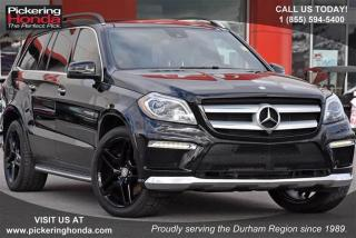 Used 2014 Mercedes-Benz GL350 BT 4MATIC for sale in Pickering, ON