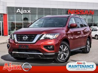 Used 2017 Nissan Pathfinder SL*Navigation*Bluetooth*Leather*Sunroof for sale in Ajax, ON