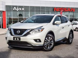 Used 2017 Nissan Murano SL AWD CVT Leather*Navigation*Heated Seats*Bluetoo for sale in Ajax, ON