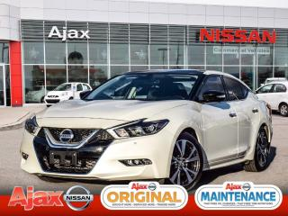 Used 2017 Nissan Maxima Platinum*Nav*Heated Seats*Parking Assist for sale in Ajax, ON