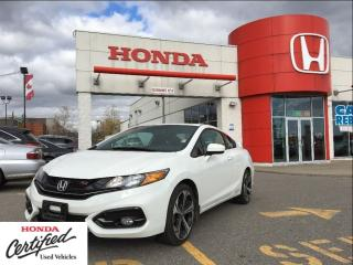 Used 2015 Honda Civic COUPE Si, awesome shape, SI coupe for sale in Scarborough, ON