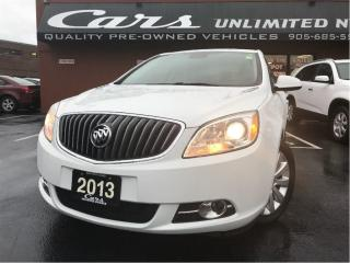 Used 2013 Buick Verano | ONLY 24, 281 KM | NO ACCIDENTS | CAMERA ... for sale in St Catharines, ON