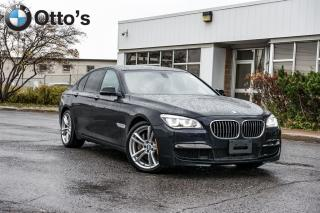 Used 2014 BMW 750i xDrive M Sport for sale in Ottawa, ON
