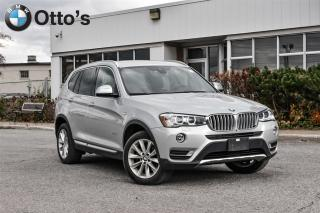Used 2017 BMW X3 xDrive35i for sale in Ottawa, ON