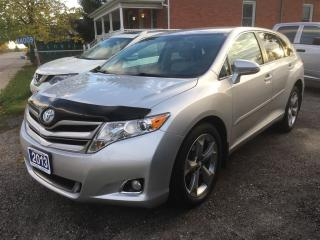 Used 2013 Toyota Venza AWD  V6  ***SOLD*** for sale in Belmont, ON