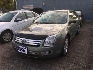 Used 2009 Ford Fusion SEL  V6 for sale in Belmont, ON