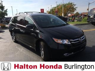Used 2017 Honda Odyssey ONE OWNER|ACCIDENT FREE for sale in Burlington, ON
