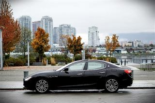 Used 2015 Maserati Ghibli S Q4 for sale in Burnaby, BC