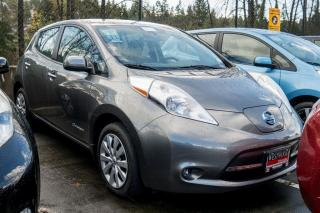 Used 2015 Nissan Leaf S for sale in Port Moody, BC