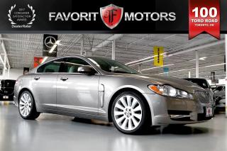 Used 2009 Jaguar XF Premium Luxury | BACK CAM | HEATED SEATS | SUNROOF for sale in North York, ON