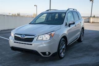 Used 2015 Subaru Forester 2.5i Touring Package w/Technology Pkg Option for sale in Langley, BC