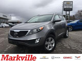 Used 2011 Kia Sportage EX for sale in Markham, ON