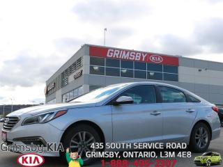 Used 2015 Hyundai Sonata GL...1 OWNER!!! for sale in Grimsby, ON