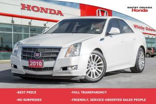 Used 2010 Cadillac CTS 3.6L | Automatic for sale in Whitby, ON