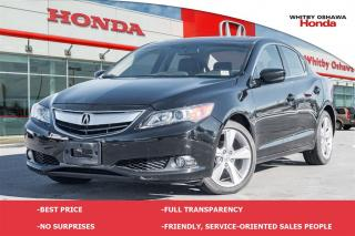 Used 2014 Acura ILX Base w/Premium Package for sale in Whitby, ON
