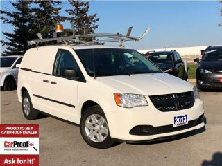 Used 2013 RAM Cargo Van Base for sale in Mississauga, ON