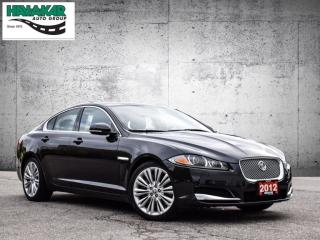 Used 2012 Jaguar XF Portfolio for sale in North York, ON