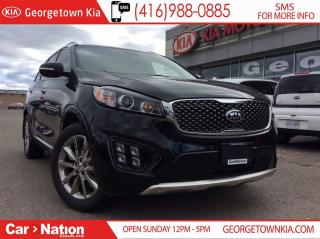 Used 2018 Kia Sorento SXL | $269 BI-WEEKLY |  MULTIPLE COLOURS | for sale in Georgetown, ON