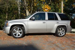 Used 2007 Chevrolet TrailBlazer SS 4WD for sale in Vancouver, BC